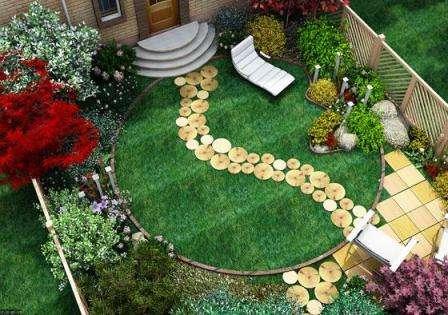 Похвастаться большой площадью садового участка мало кому удается, а потому советы дизайнеров по обустройству небольших садиков всегда актуальны.