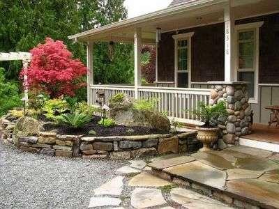 Как обустроить свой частный дом и двор своими руками фото 246