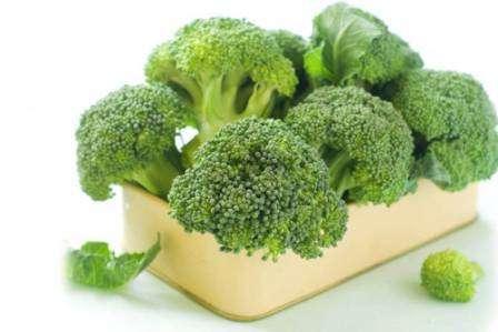 Капуста брокколи дает хороший урожай даже в недостаточно соответствующем ей грунте.
