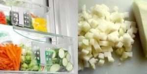 Берите на хранение только целые стеблеплоды без пятен, трещин и других повреждений.