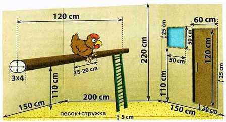 Прежде чем браться за строительство птичьего дома, необходимо выбрать материал для сооружения, определить тип конструкции и создать точный чертеж.