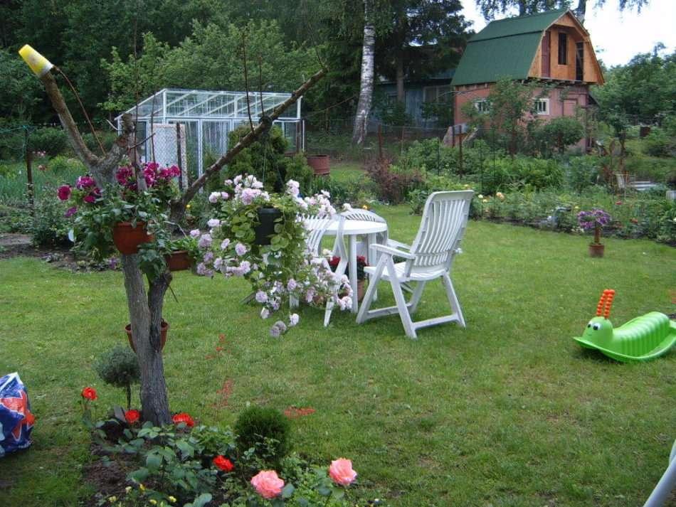 сад и огород своими руками не как у всех интересные идеи