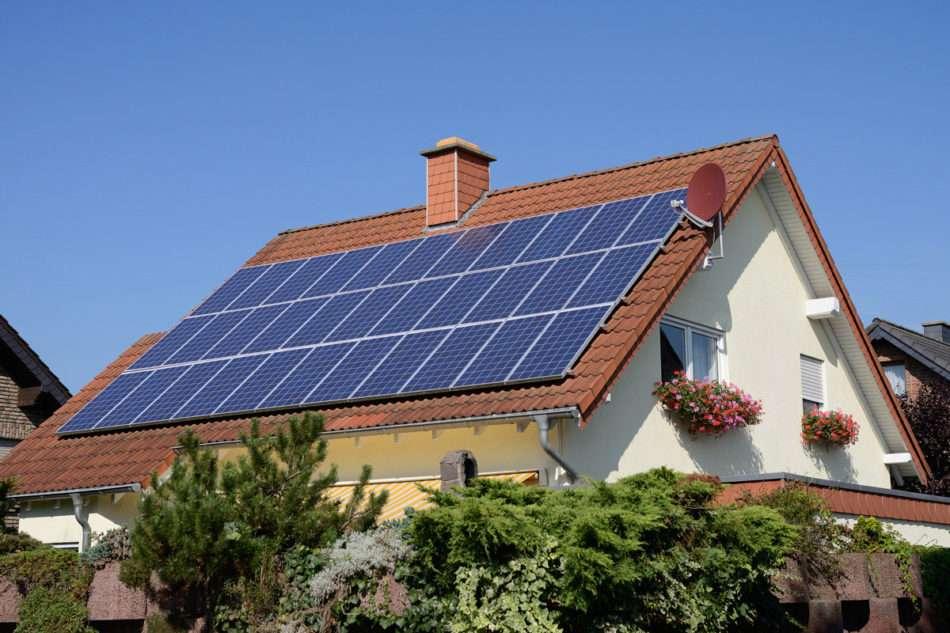 солнечные батареи комплект для частного дома