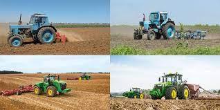 Особенности программ для контроля расхода топлива сельскохозяйственной техники