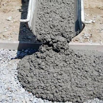 Преимущества применения готового бетона