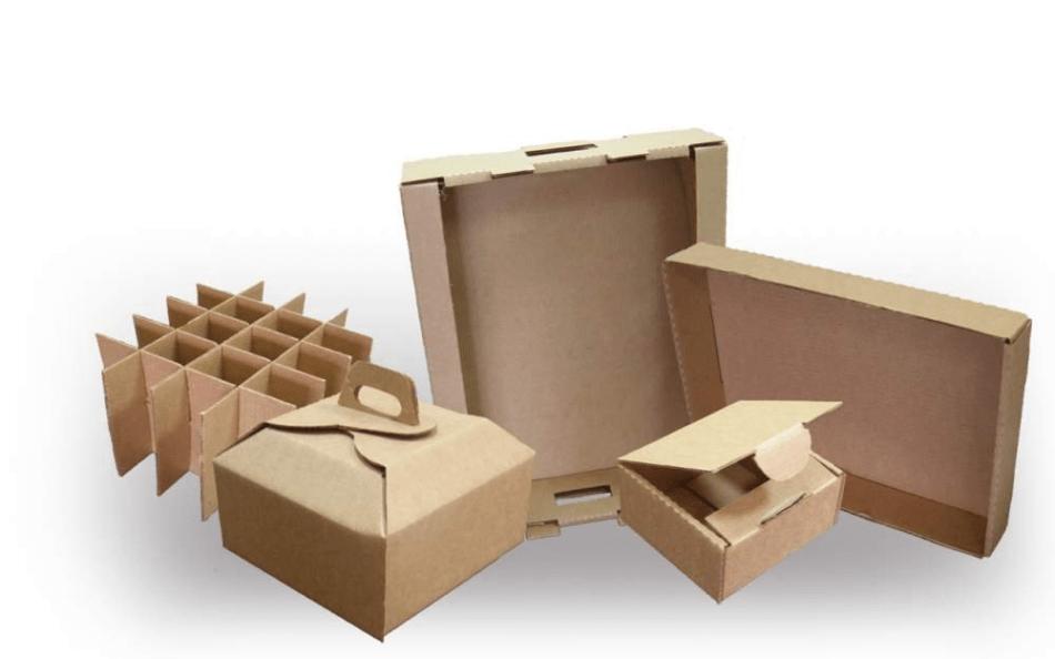 Преимущественные особенности упаковки из гофрокартона