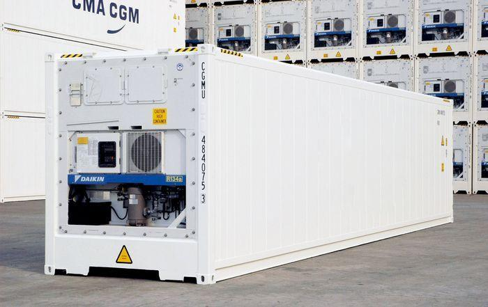 Преимущества профессионального обслуживания рефрижераторных контейнеров
