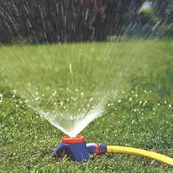 Виды распылителей воды для полива