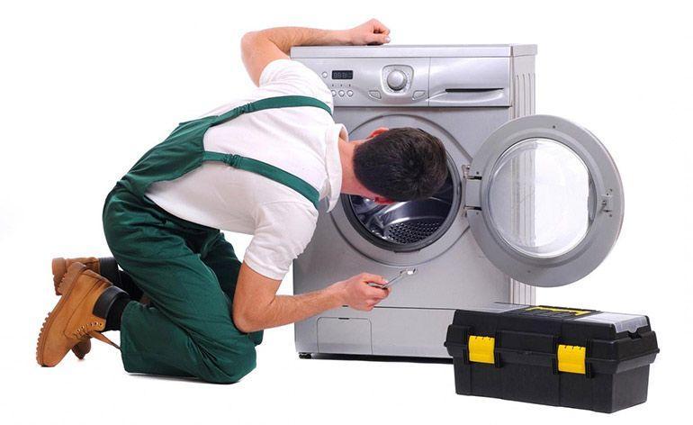Когда нужен ремонт стиральных машин: особенности, основные виды
