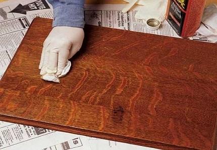 Этапы и способы реставрирования деревянной мебели: последовательность работ и особенности
