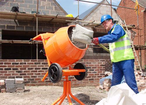 Основные виды оборудования для работы с бетоном
