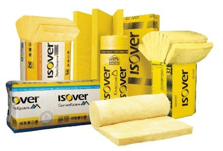 Утеплитель Изовер: универсальный материал для сохранения тепла