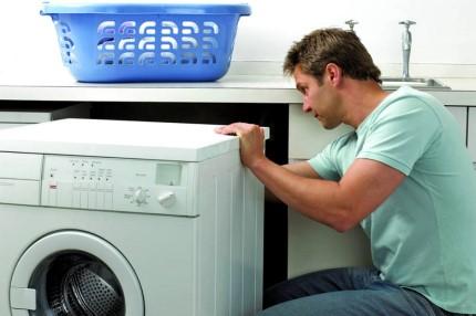 Что сделать, чтобы стиральная машинка стояла ровно