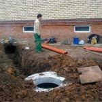 Канализация в загородном доме: разновидности канализации, устройство, этапы и особенности монтажа своими руками