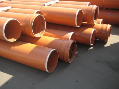 Трубы для наружной канализации: материалы