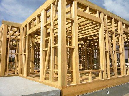 Строительство каркасного дома: основные достоинства и недостатки