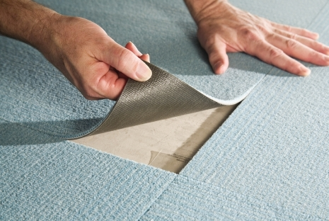 Укладка ковровой плитки: что необходимо подготовить