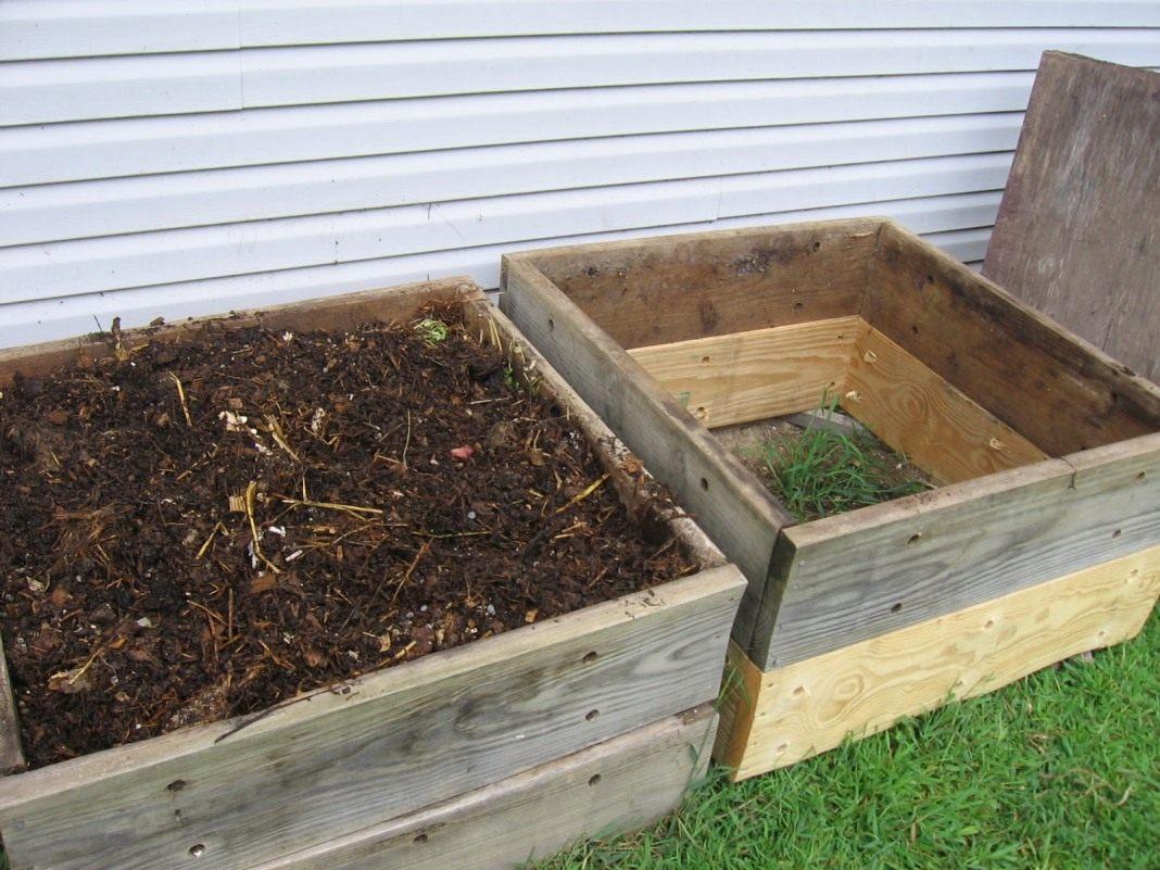 как приготовить компост в домашних условиях