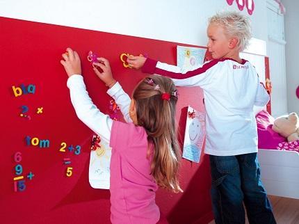Способы и методики нанесения магнитной краски на стены