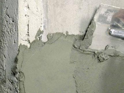 Штукатурка стен своими руками: виды, преимущества штукатурных смесей, способы нанесения и инструменты