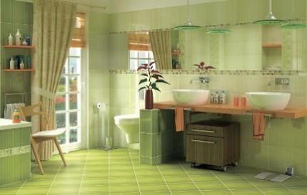 Рекомендации выбора плитки для ванной: достоинства, недостатки глянцевой и матовой керамики