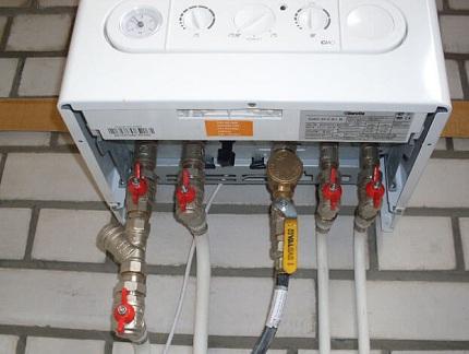 Как подключить газовый котел: способы и этапы процесса