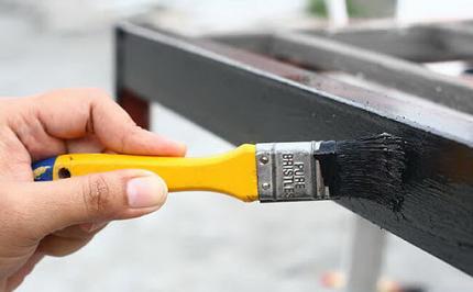 Технология окрашивания металлических изделий и советы