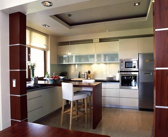 Как сделать потолки из гипсокартона на кухне: материалы и монтаж