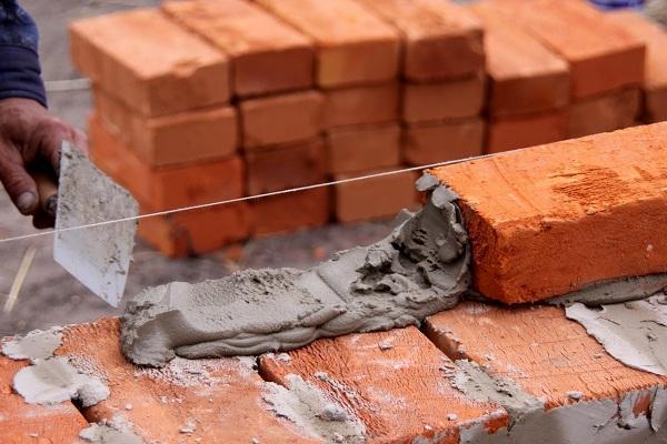 Виды кладочных цементных растворов