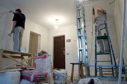 С чего начать ремонтные работы в квартире и этапы