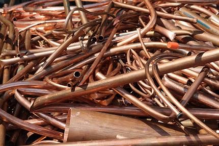 Как производится сдача меди на металлолом: правила и условия