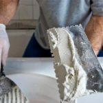 Штукатурка гипсокартона: разновидности штукатурки и этапы оштукатуривания стен из гипсокартона
