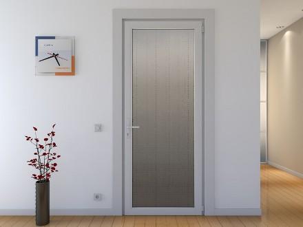 Нюансы установки стеклянных межкомнатных дверей