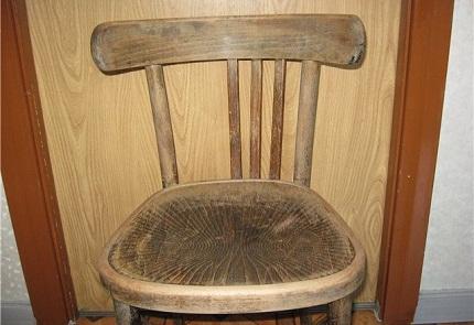 Ремонт деревянного стула: идеи и советы