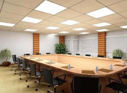 Светодиодное потолочное освещение: достоинства и особенности конструкции