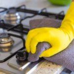 Уборка кухни: методы, особенности мойки поверхностей и бытовой техники