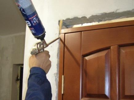 Установка и сборка дверной коробки: этапы самостоятельного монтажа