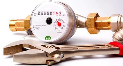 Технология установки счетчика воды: правила, порядок действий и полезные советы
