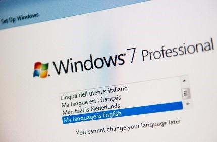 Как установить Windows 7: правила и порядок действий