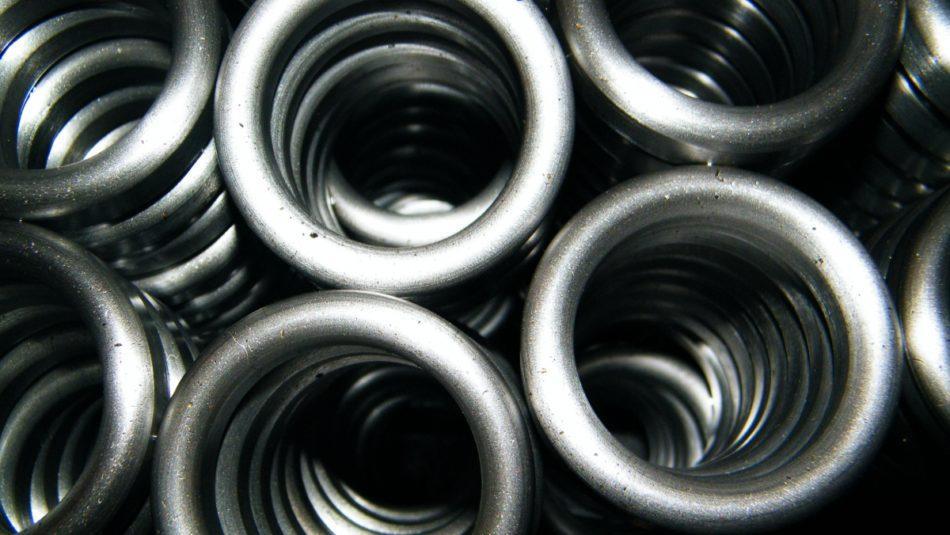Восьмиугольные прокладки ГОСТ Р 53561-2009