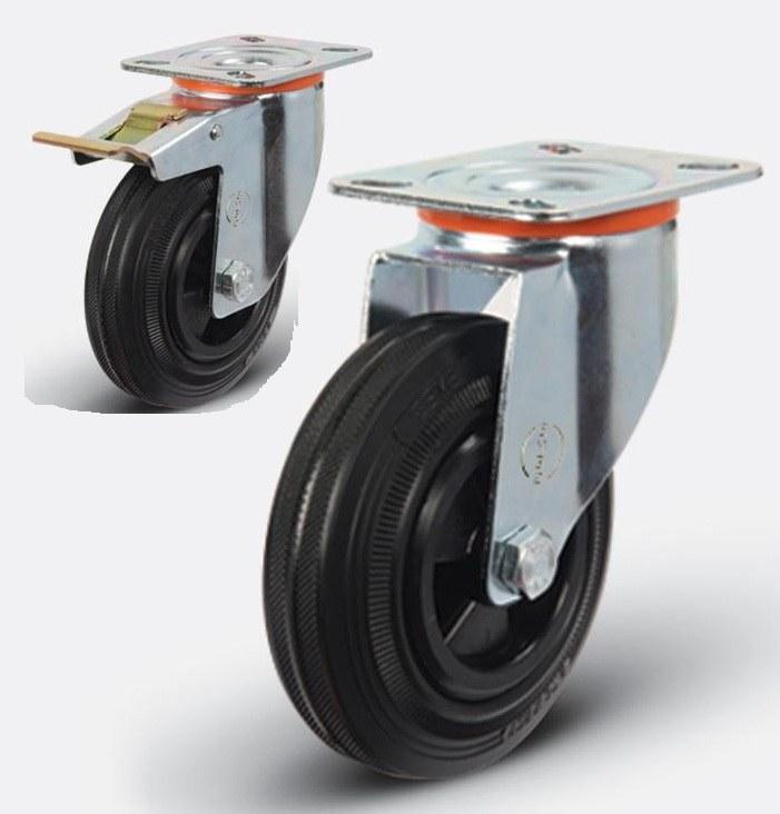 Основные особенности промышленного колеса