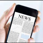 Онлайн новости: особенности