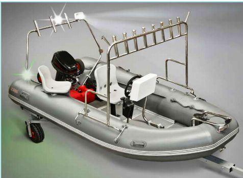 Самые популярные аксессуары для лодок ПВХ