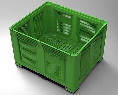 Пластиковые ящики для фруктов и овощей – основные преимущества