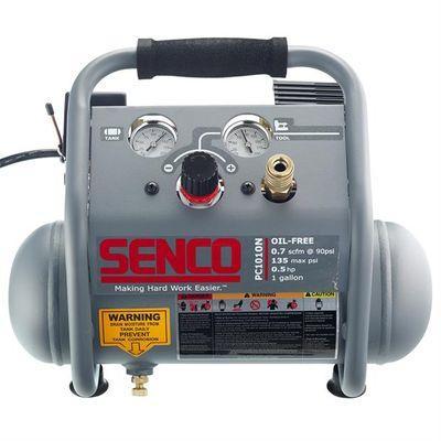Практичность применения современных компрессоров Senco