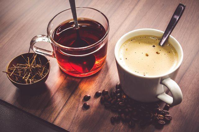 Насколько важно выбирать кофе и чай