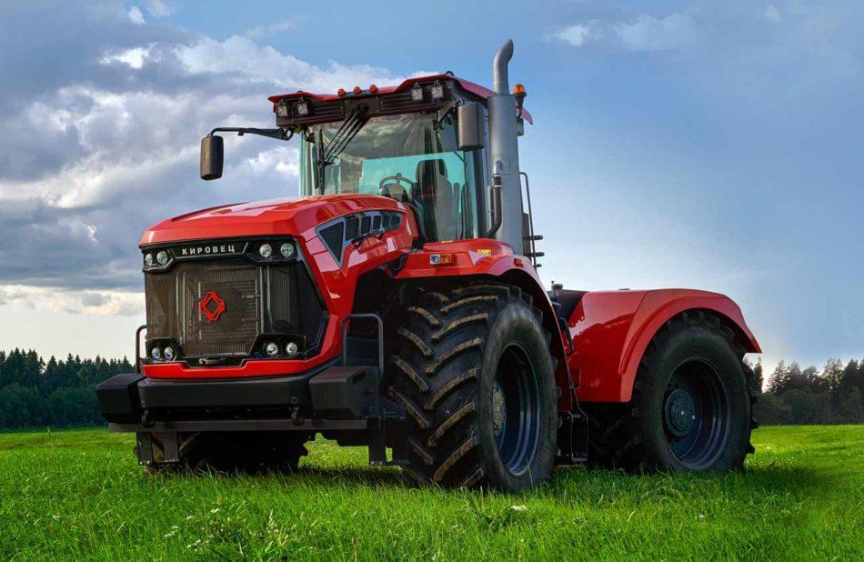 Трактор Кировец – надежное решение