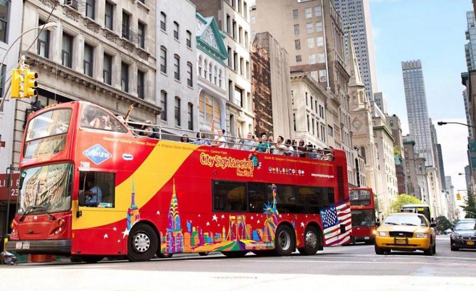 Чартерные автобусные школьные поездки в Нью-Йорке