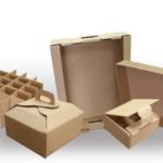 Современная упаковка из гофрокартона