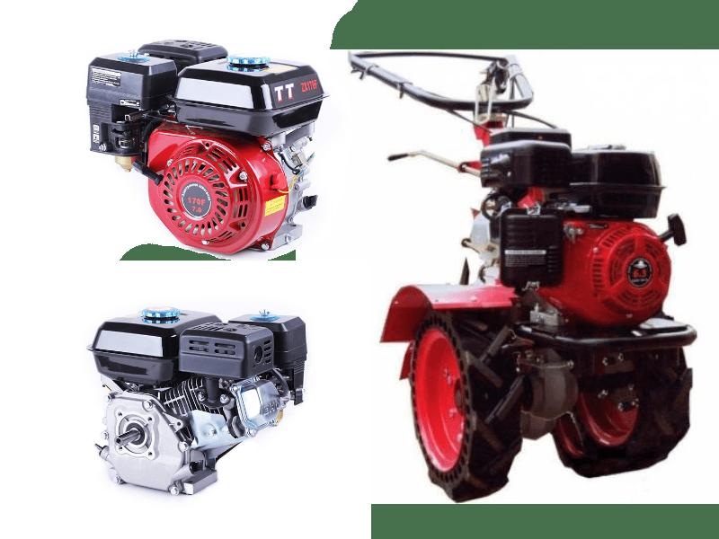 Приобретение запчастей для мотоблоков и тракторов